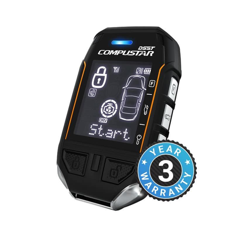 Compustar Pro T12 Remote Starter